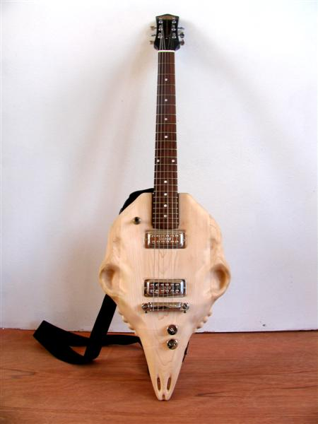 Juneau projects guitar 764