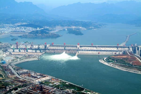 China's Three Gorges Dam Facing 'Grim Situation' as Flood Season ...