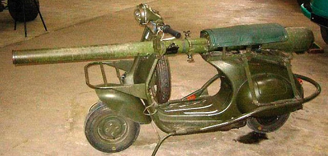 Cannon Scooter 131