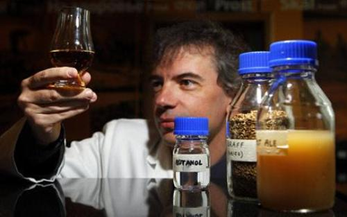 whiskey biofuel