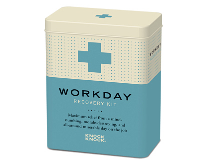 workday recovery kit 12345