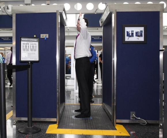 full body scanner
