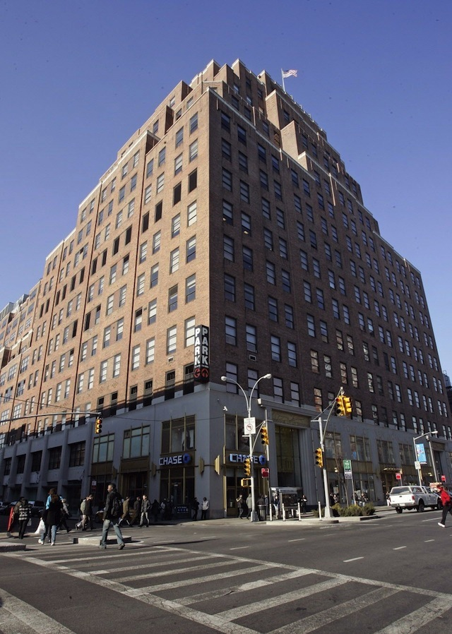 Google Pays 1.8B For New York Building