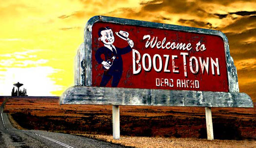 booze town