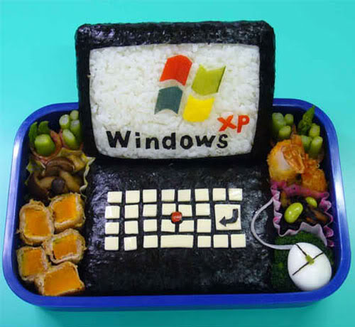 computer as food 1111