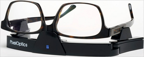electronic eyeglasses