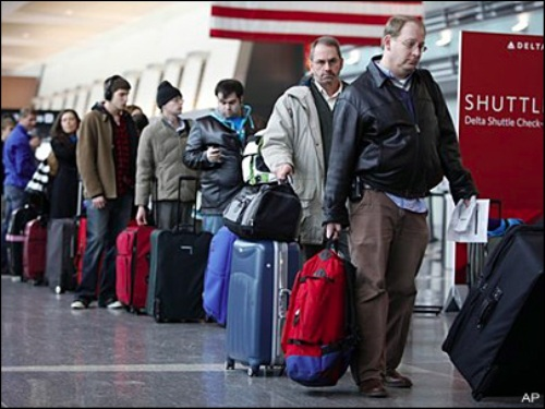 Airlines luggage bag fees