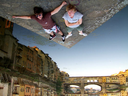 Forced perspective 52