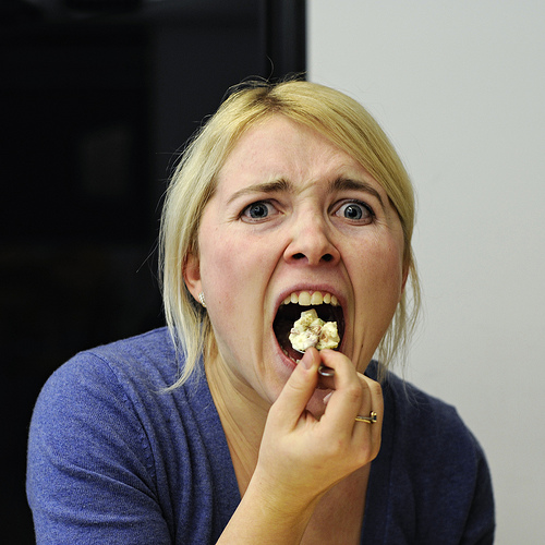 Being on a Diet Makes People Irritable and Angry