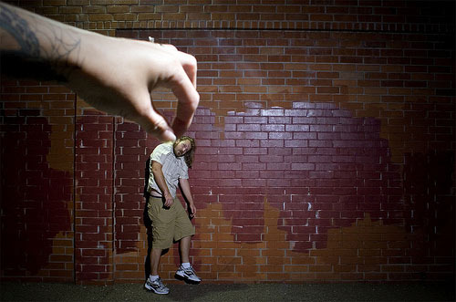 forced perspective 13