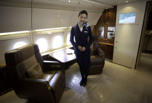 china private jets