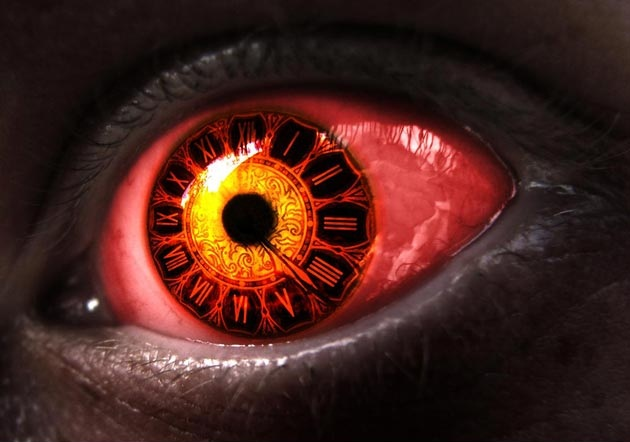 The eye of time 376