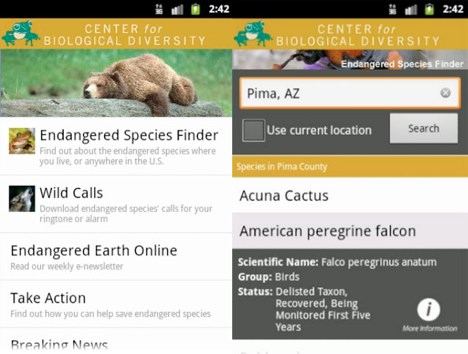 endangered-species-list-app