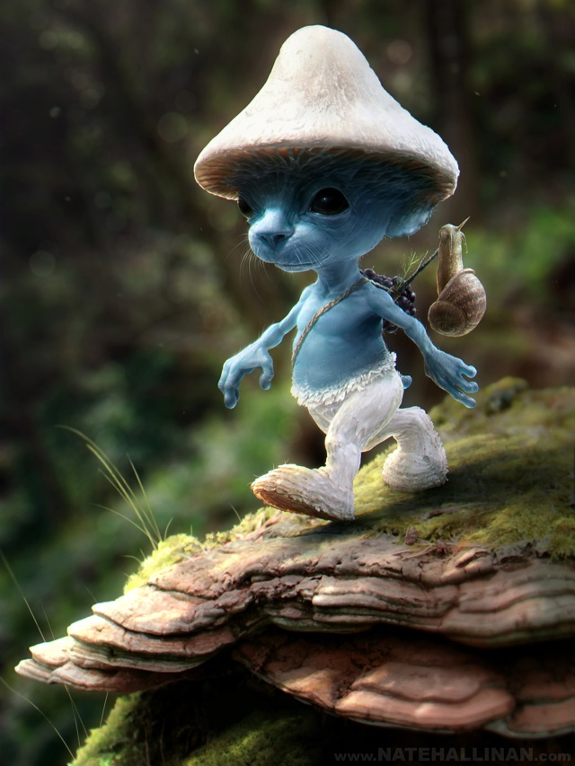 Smurf Sighting 562