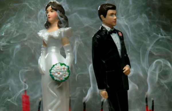 Marriage on the decline