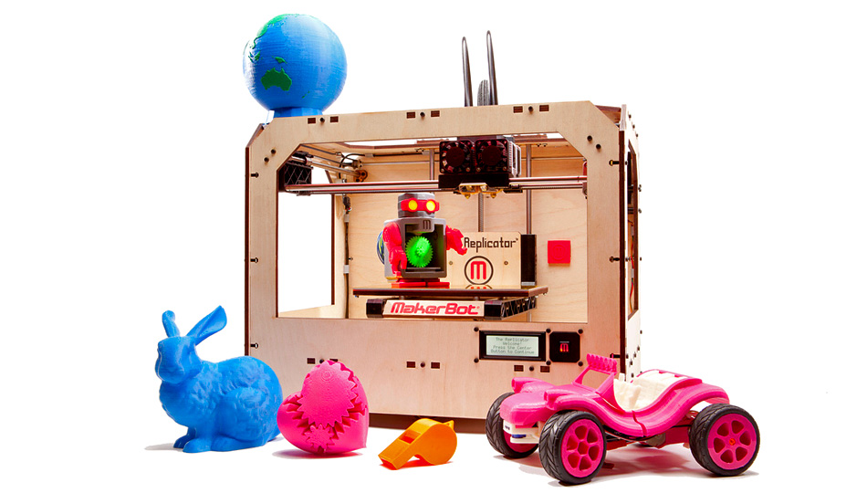 makerbot objects 342342