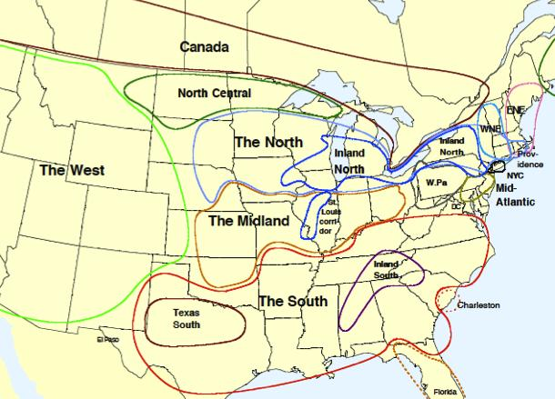North-American-Dialects