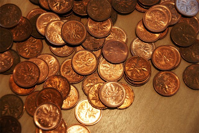canadian-pennies