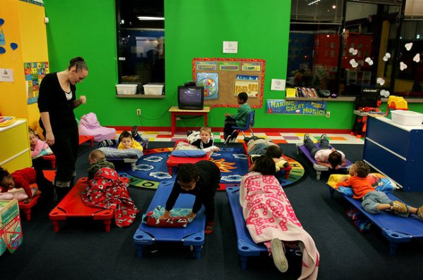 round-the-clock daycare