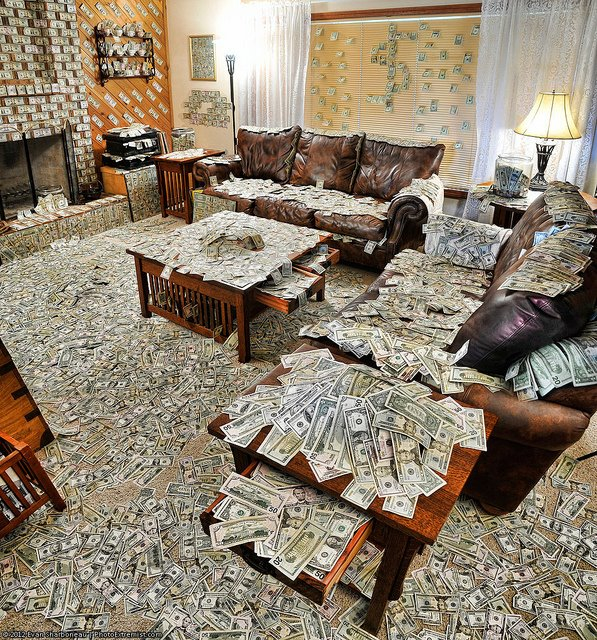 I would definitely clean my room if it looked like this 135