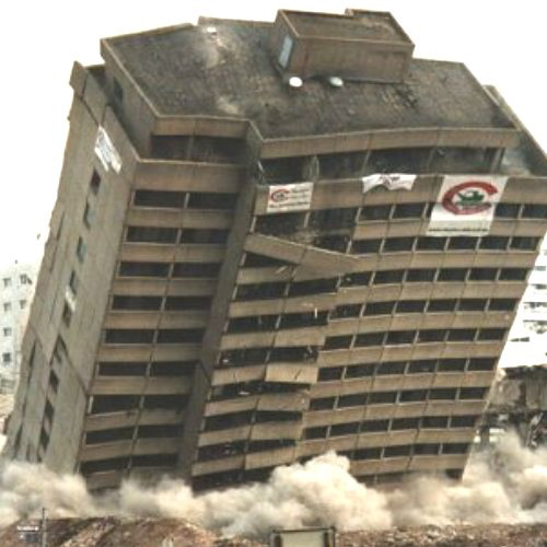collapse-building