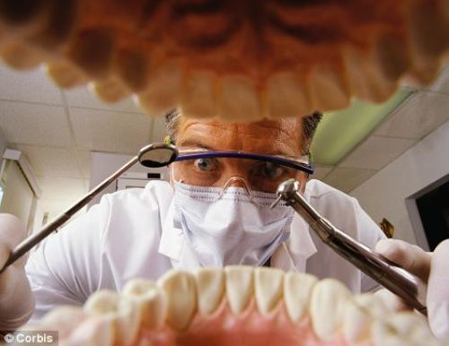 dental filling of the future