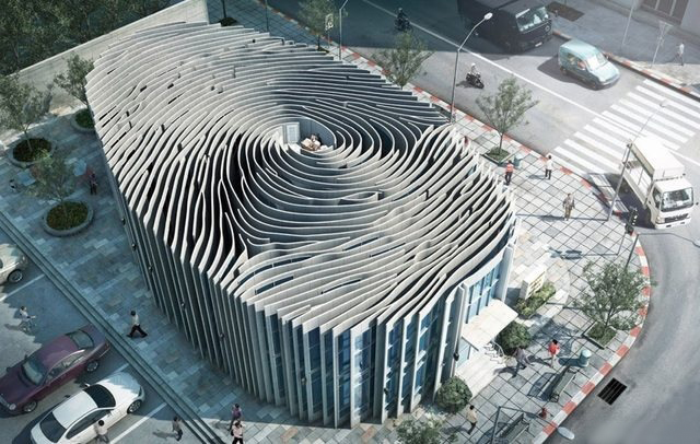 Fingerprint building 467