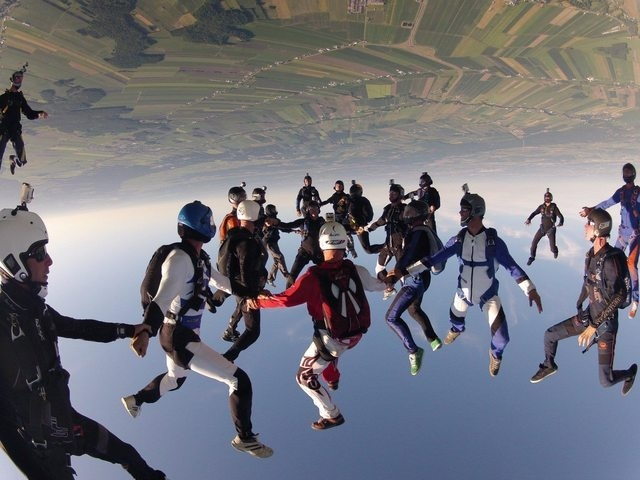 Skydiving in Australia 279