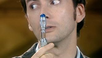 Sonic screwdriver david tennant