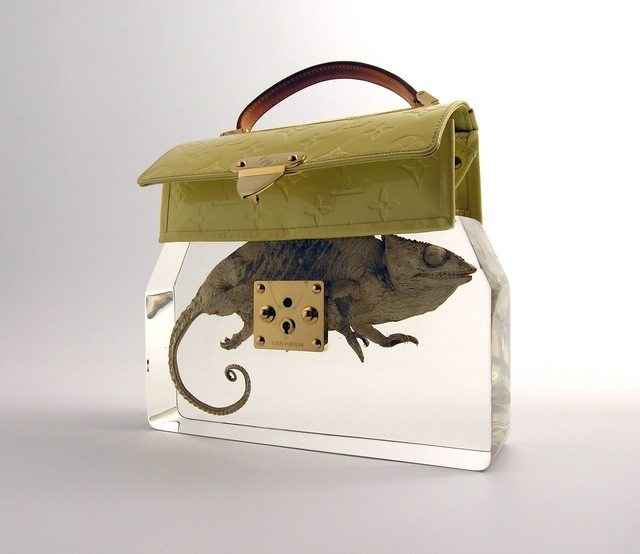 Ted Noten- Grandma's Bag Revisited 783