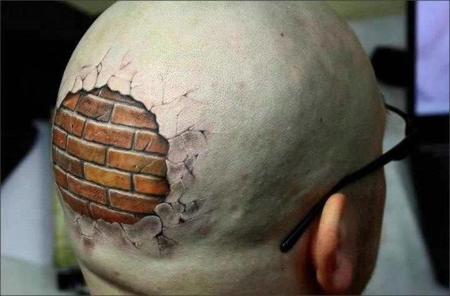 Why is your head made out of bricks Grandpa 872