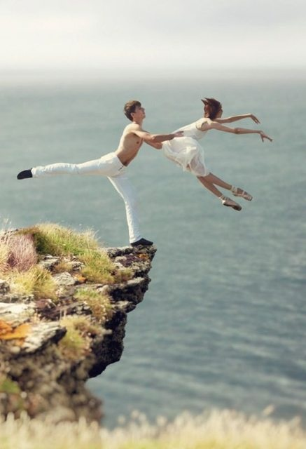 Ballet dancers on the edge 3v7hs