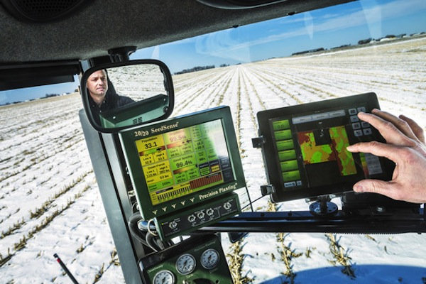 tractor-mounted computers