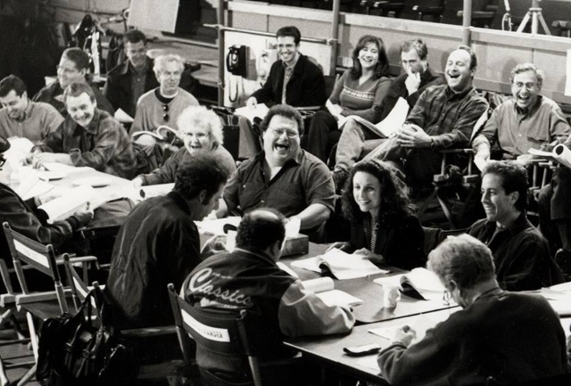 Final table reading of Seinfeld b4n6