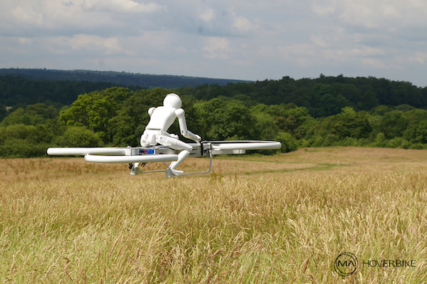hoverbike-drone