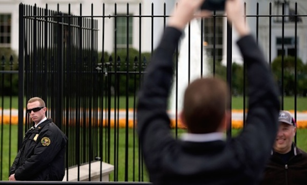 fence jumping