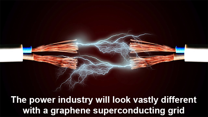 Graphene Power Grid 1T