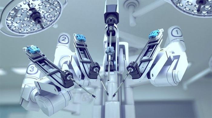 Robo surgeon 7gc5