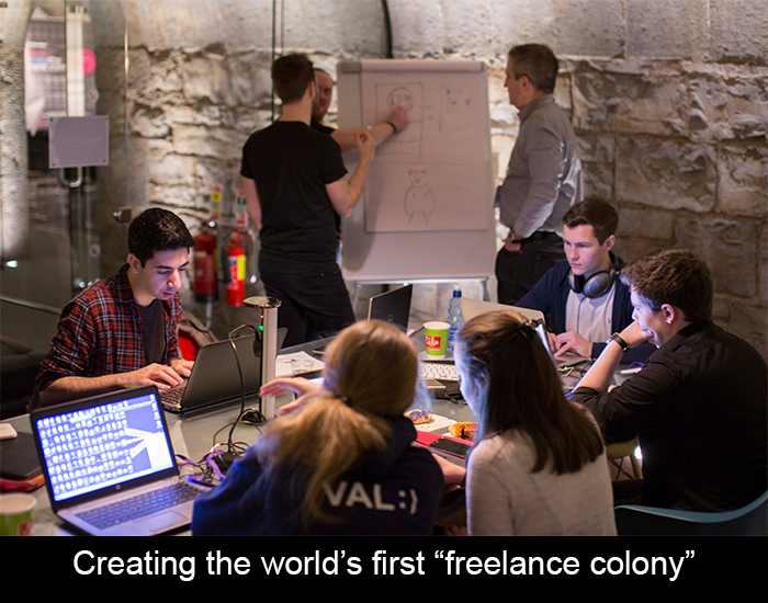 Freelance Colony 1