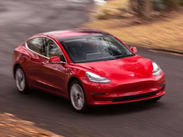 Tesla's electric cars require far less maintenance than ...
