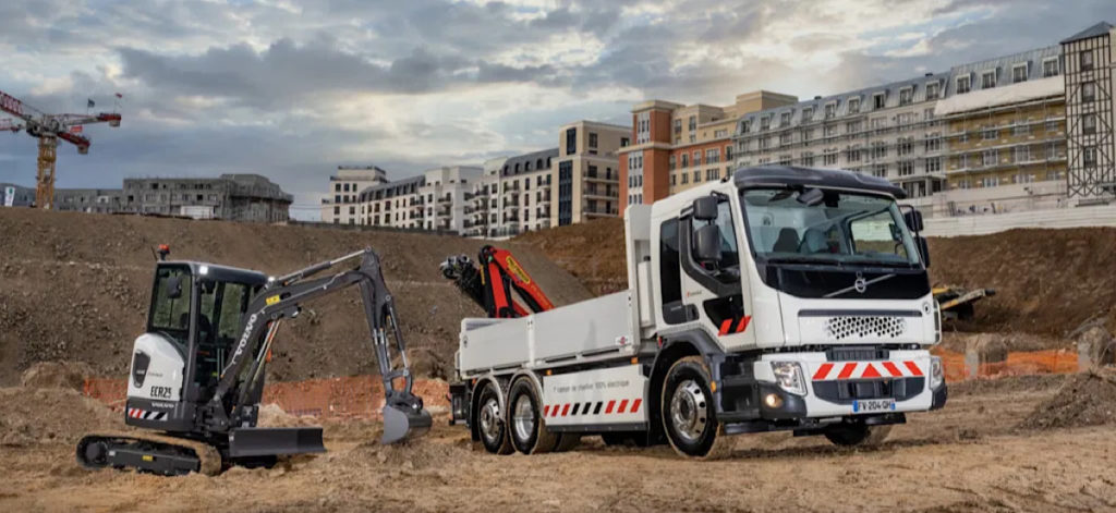 Volvo-begins-deliveries-electric-construction-machinery