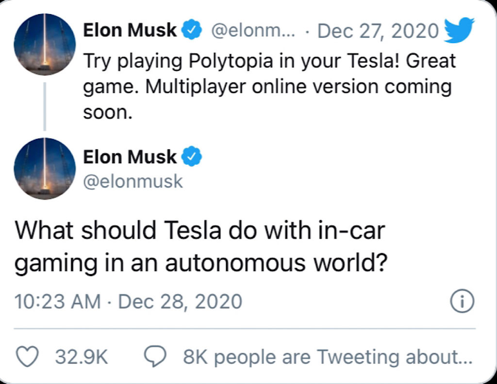Elon-Musk-pushes-Tesla-to-have-gaming-2