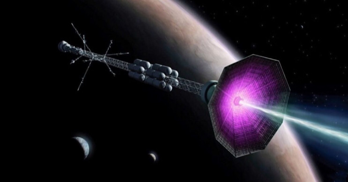 New Rocket Thruster Concept to Take Humans to Mars 10 Times Faster