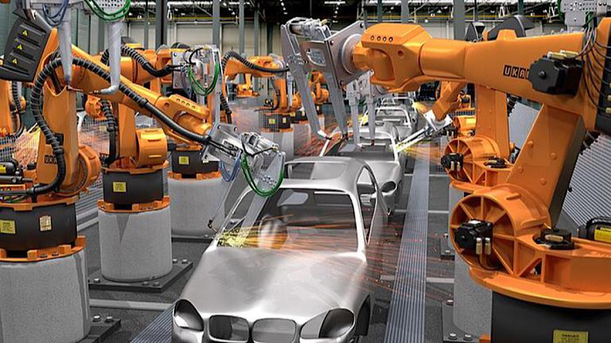From robots to XR: How 5G is unleashing next-gen manufacturing