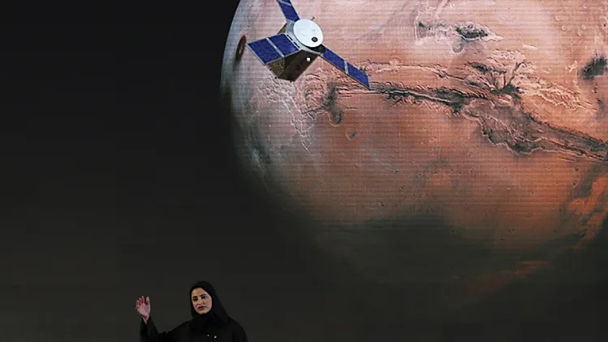 Three robotic spacecraft set to arrive at Mars this month