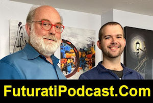 Thomas Frey Futurist Futurati Podcasts