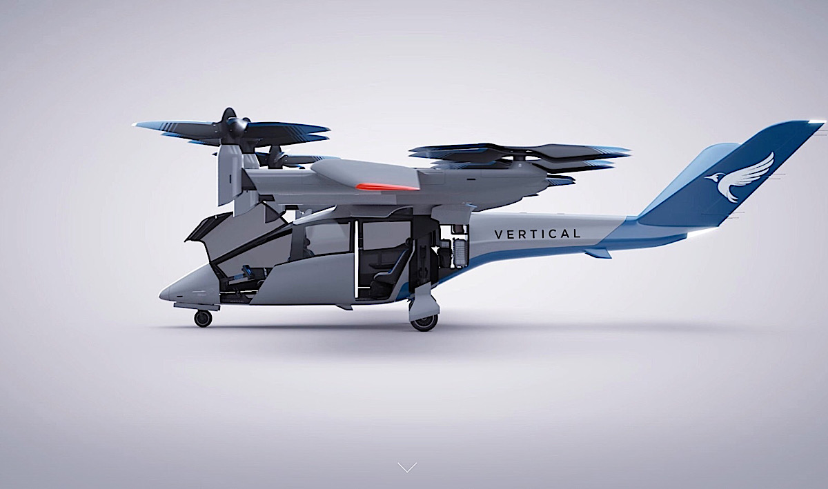 Rolls-Royce Gets Into the eVTOL Game, Will Power Vertical Aerospace Machines
