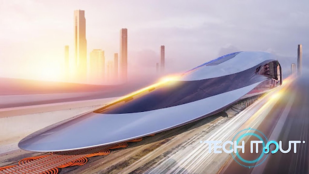 Tech It Out: What is the future of high-speed maglev?