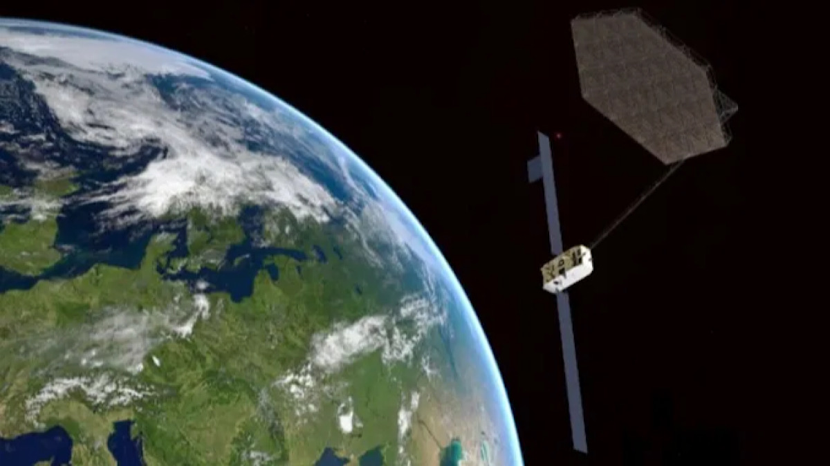 Airbus Becomes the Pioneer of the First Satellite Factory in Space