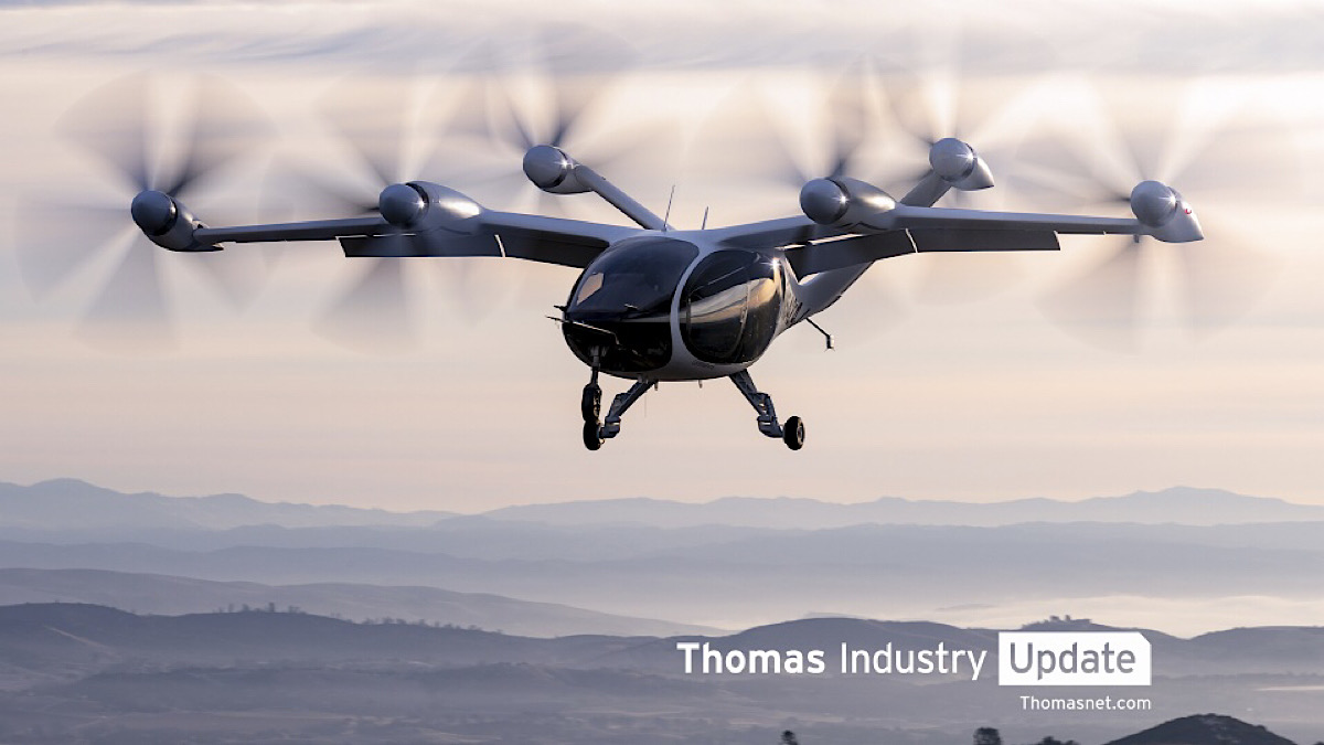 Flying Car Developer Takes Off, Becomes Publicly Traded